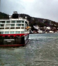 hurtigruten as ms fram